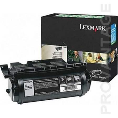 Lexmark C7722KX Original Black Extra High Yield Toner Cartridge