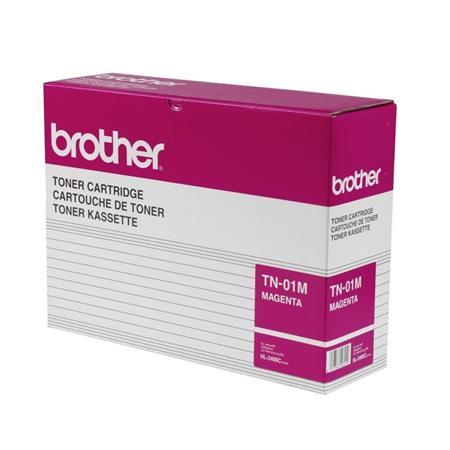 Brother TN01M Magenta Original Toner Cartridge