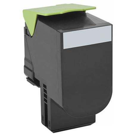 Lexmark 802K Original Black Return Program Toner Cartridge (80C20K0)