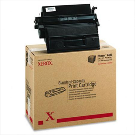 Xerox 113R00627 Original Black Standard Capacity Toner Cartridge
