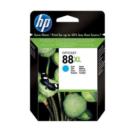 HP 88 Cyan  Large Original Inkjet Cartridge with Vivera Ink