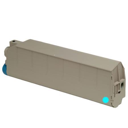 Compatible Cyan OKI 41963607 Toner Cartridge