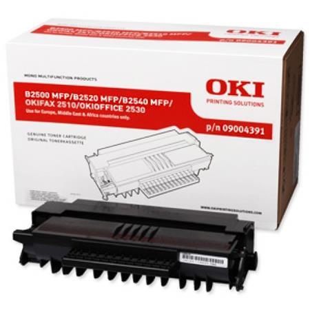OKI 09004391 Black Original High Capacity Toner Cartridge