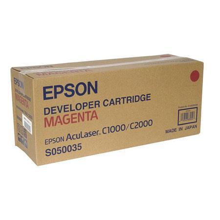 Epson S050035 Magenta Original Laser Toner Cartridge