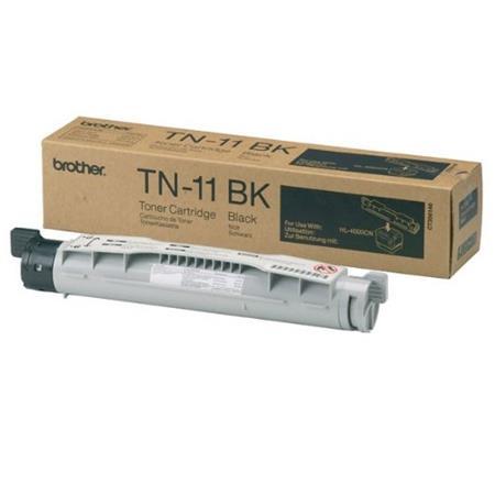 Brother TN11BK Black Original Toner Cartridge