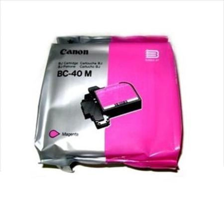 Canon BC-40M Magenta Original Cartridge