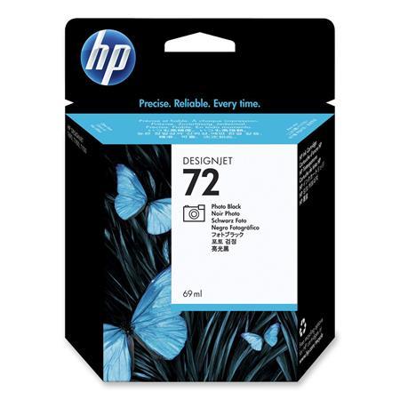 HP 72 Photo Black Original Ink Cartridge with Vivera Ink