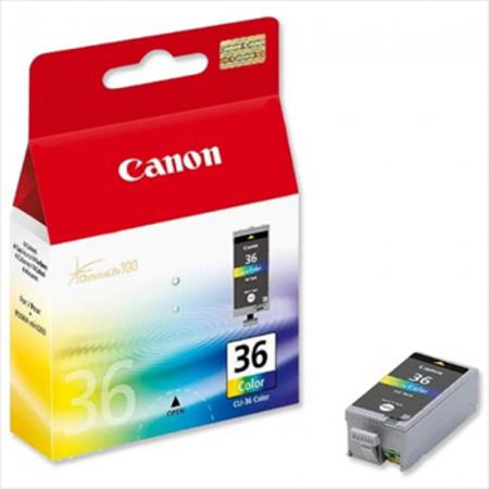 Canon CLI-36 Colour Original Ink Cartridge