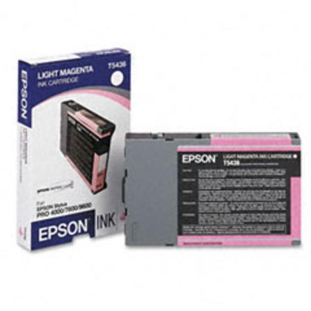Epson T5436 (T543600) Light Magenta Original Ink Cartridge (110 ml)