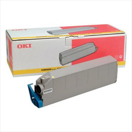 OKI 41515209 Original Yellow Toner Cartridge