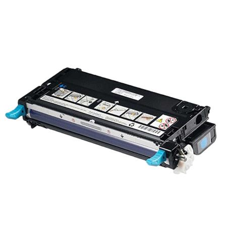 Compatible Cyan Dell PF029 High Capacity Toner Cartridge (Replaces Dell 593-10171)