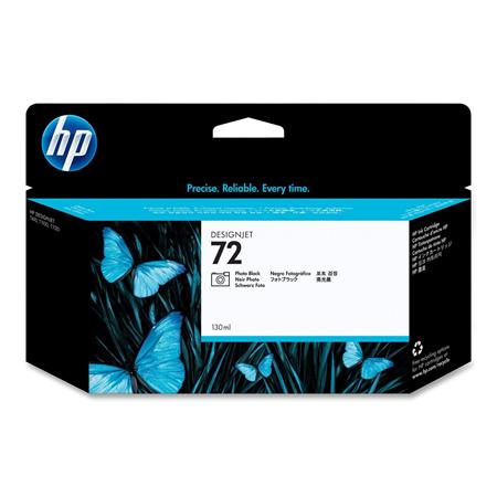 HP 72 Photo Black Original High Capacity Ink Cartridge with Vivera Ink