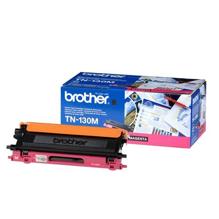 Brother TN130M Magenta Original Standard Capacity Toner Cartridge