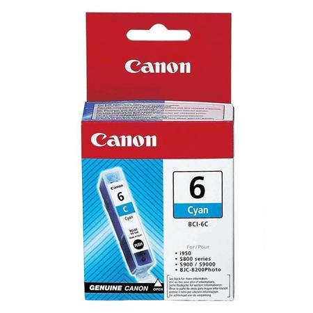 Canon BCI-6C Cyan Original Cartridge
