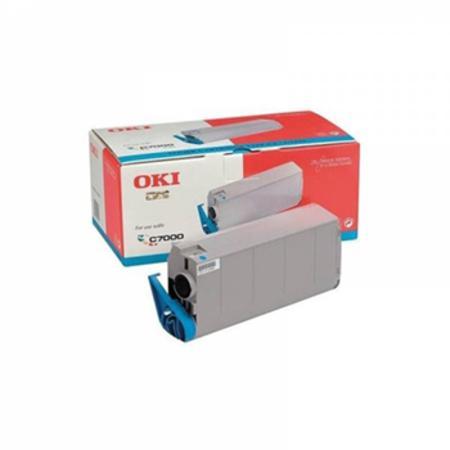 OKI 41304211 Original Cyan Toner Cartridge