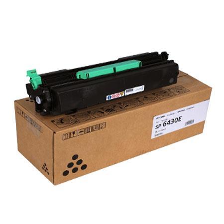Ricoh 407510 Black Original Toner Cartridge