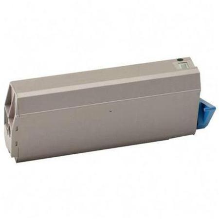 Compatible Yellow OKI 41304209 Toner Cartridge