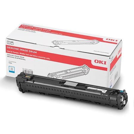 OKI 09006132 Cyan Original Image Drum Unit