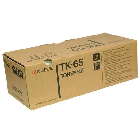 Kyocera TK-65 Original Black Toner Kit
