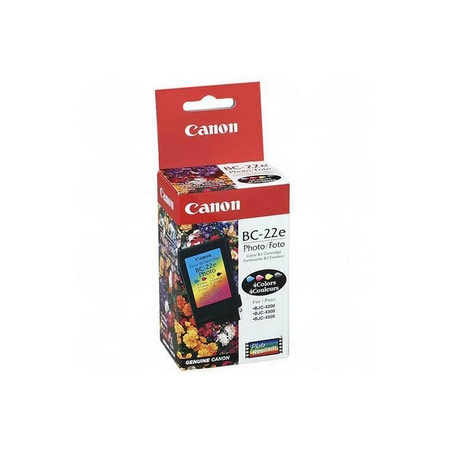 Canon BC-22e Photo Original Cartridge
