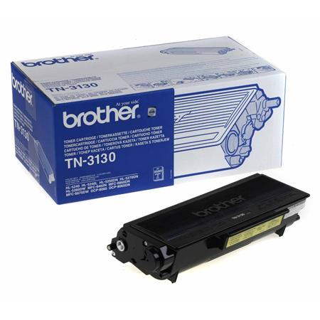 Brother TN3130 Black Original Standard Capacity Toner Cartridge