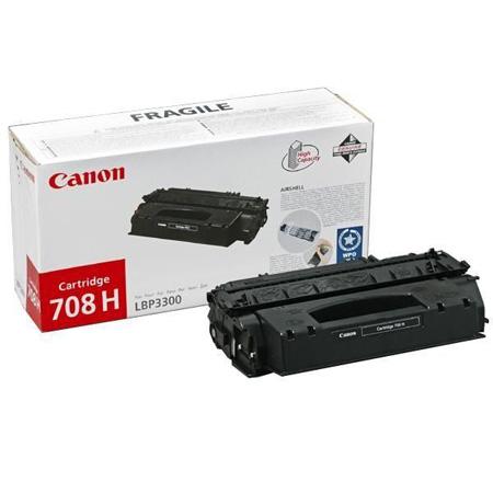 Canon 708 Black Original High Capacity Laser Toner Cartridge