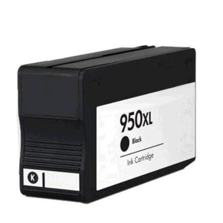 Compatible Black HP 950XL High Capacity Ink Cartridge (Replaces HP CN045AE)