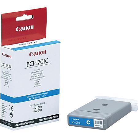 Canon BCI-1201C Cyan Original Cartridge