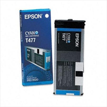 Epson T477 (T477011) Cyan Original Ink Cartridge