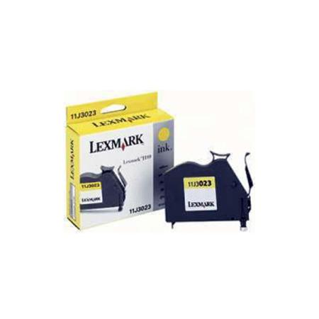 Lexmark 11J3023 Yellow Original Ink Cartridge