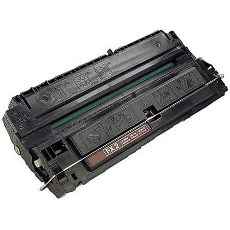 Compatible Black Canon FX-2 Toner Cartridge (Replaces Canon 1556A003BA)