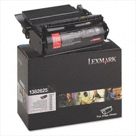 Lexmark 1382625 Original Black High Capacity Toner Cartridge