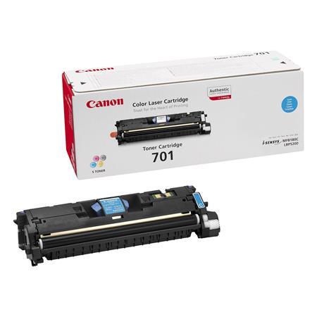 Canon 701 Cyan Original Laser Toner Cartridge
