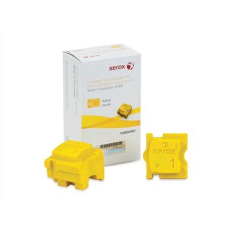 Xerox 108R00997 Original Yellow Solid Inks (Pack of 2)