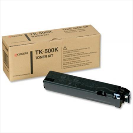 Kyocera TK-500K Original Black Toner Cartridge
