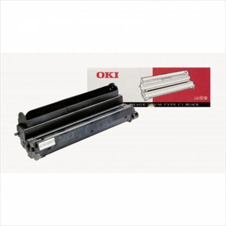 OKI 41070205 Original Black EP Drum Cartridge