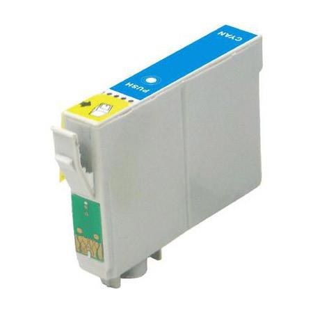 Compatible Cyan Epson T0612 Ink Cartridge (Replaces Epson T0612 Teddybear)