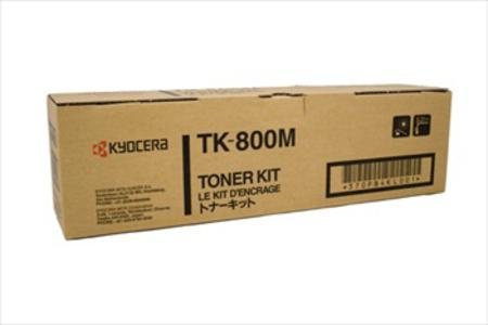 Kyocera TK-800M Original Magenta Toner Kit