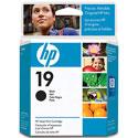 HP 19 Black Original Inkjet Print Cartridge