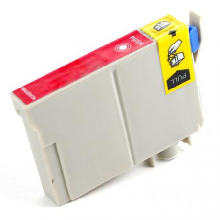 Compatible Magenta Epson T0803 Ink Cartridge (Replaces Epson T0803 Hummingbird)