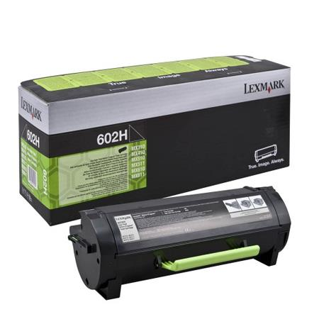 Lexmark 600XA Black Original Extra High Capacity Toner Cartridge  (60F0XA0)