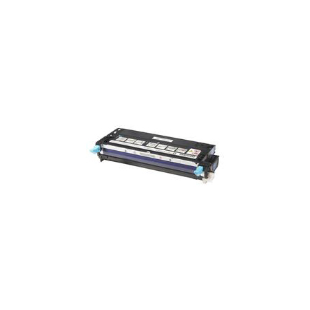 Compatible Cyan Dell RF012 Standard Capacity Toner Cartridge (Replaces Dell 593-10166)