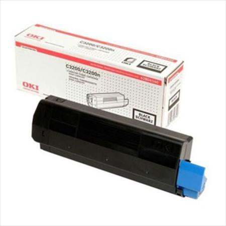 OKI 42804540 Original Black High Capacity Toner Cartridge