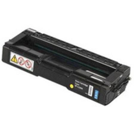 Ricoh 406480 Cyan Original High Capacity Toner Cartridge