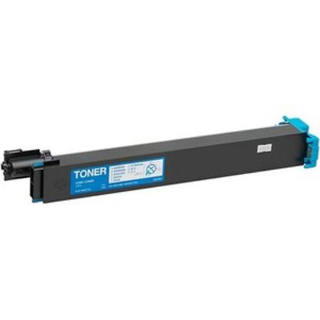 Konica Minolta TN210C Original Cyan Laser Toner Cartridge