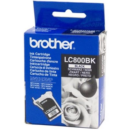 Brother LC800BK Black Original Print Cartridge