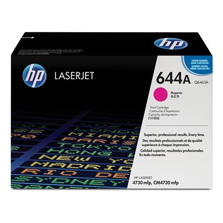 HP Colour LaserJet 644A Magenta Original Toner Cartridge (Q6463A)