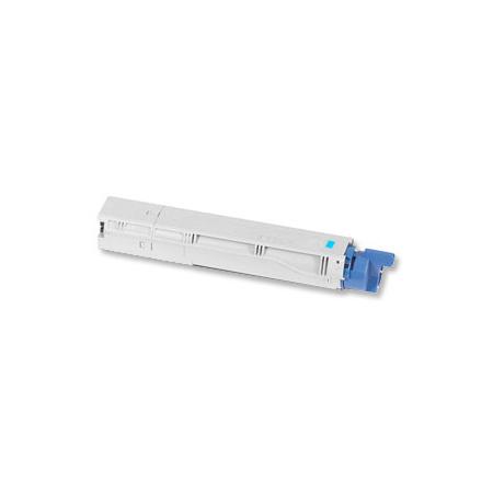 OKI 43459323 Original Cyan High Capacity Toner Cartridge