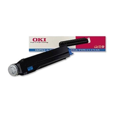 OKI 41012308 Original Cyan Toner Cartridge