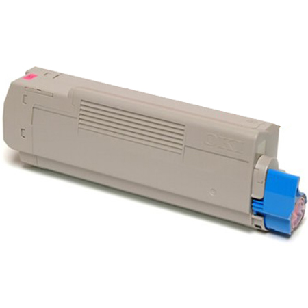Compatible Black OKI 41963008 Toner Cartridge